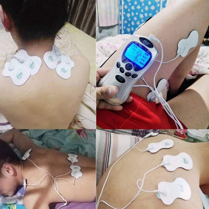 家用頸椎腰部電子脈沖按摩器