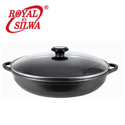 《皇家西華》輕合金鑄造平煎鍋33cm (6.7折)