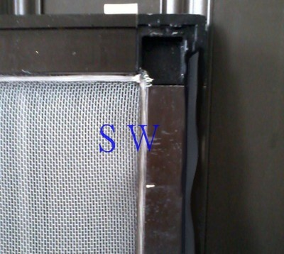 F2-1 紗窗邊條 5 mm X 17 mm(3米售)紗門邊條 防塵條 隔音 鋁門窗 紗門紗窗配件 (2.9折)