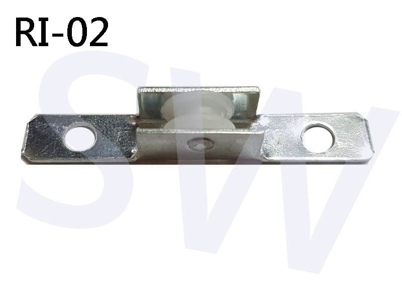 ri-02 玻璃窗輪4入數合金玻璃輪 玻璃門輪 塑膠滑輪 塑膠滾輪 鋁窗輪 紗門輪 鋁門輪