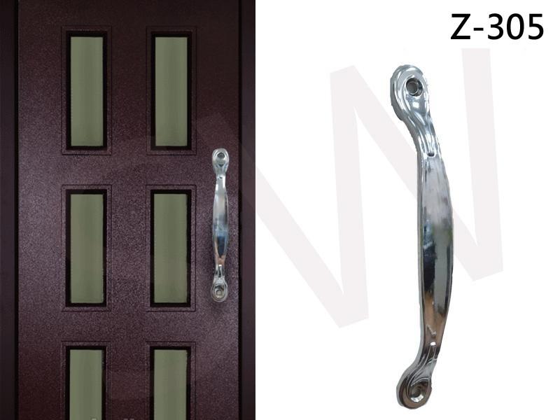 z-305高雅把手 160mm 雕花 門把 手把 把手 取手 握把 拉手 引手 抽屜把手 大門 鋁門