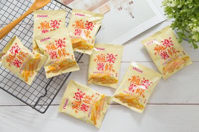 唰嘴鹹香瘋樂薯條 (6.6折)