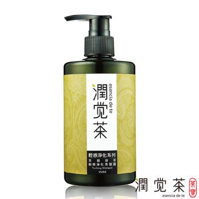 【茶寶 潤覺茶】 茶樹綠茶輕感淨化洗髮露350ml (8.1折)
