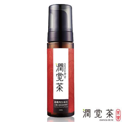 【茶寶 潤覺茶】白薑花滋養潔顏慕斯200ml (7.7折)
