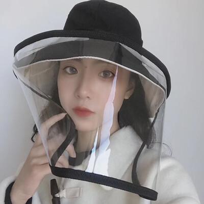 可拆防塵防飛沫防護帽 (3.3折)