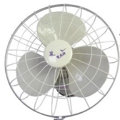 (台灣製造) 雙燕牌 F-163 16吋 旋轉吊扇 吊掛扇 壁扇 風扇 工業電風扇 (9.1折)