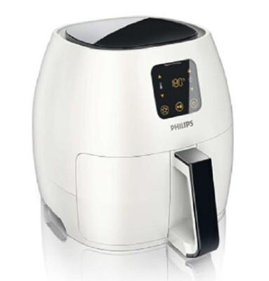 全新現貨+免-philips 飛利浦 頂級數位觸控式健康氣炸鍋 hd9240 黑/白 (4.9折)