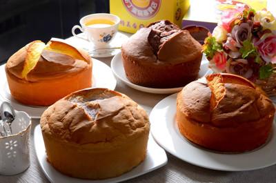 特美香古早味布丁蛋糕 (6.3折)