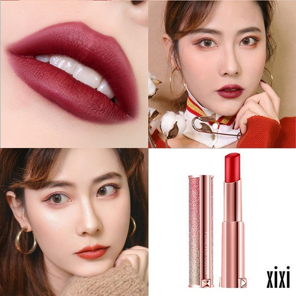 xixi 星光閃耀漸層管高顯色唇膏 3.8g an shop
