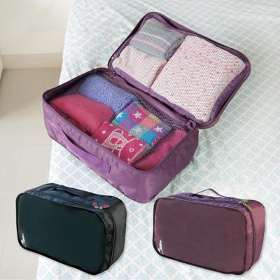 《旅行玩家》雙層旅行衣物分類收納包 (7.3折)