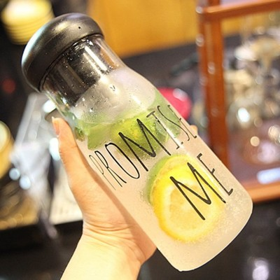 【Angela衣著】#promise me水瓶玻璃款(附布套) (3.3折)