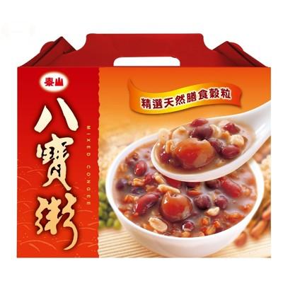 泰山 八寶粥 (375g*12入*2/箱) 禮盒款 (7.3折)