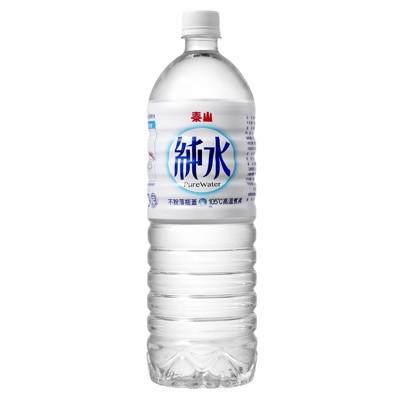 泰山 純水 (1500ml*12入/箱) (7.4折)