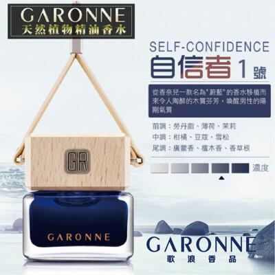 真便宜 GARONNE歌浪香品 法國吊式香水(1號-自信者)6.5ml (9折)