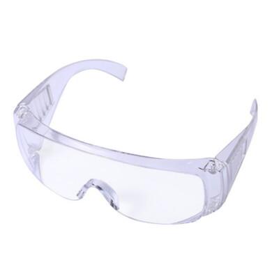 【GG301B】透明護目鏡S10B-強化鏡片 安全防護鏡 安全眼鏡 防風沙 防塵