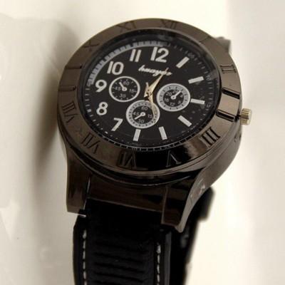 【GF458】手錶點菸器665 經典時尚男性手錶 造型打火機 點煙器 (5.5折)