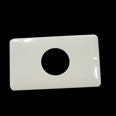 6350豪華歐風蓋板無孔1孔2孔3孔4孔 冷氣插座蓋板 開關面板 卡式開關蓋板 插座蓋板 (6.7折)