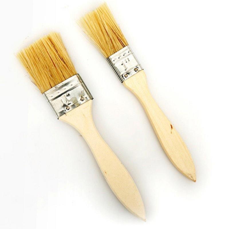 dm215-6烤肉刷(2入/3入) 刷子/油漆刷/料理刷.露營.野炊必備