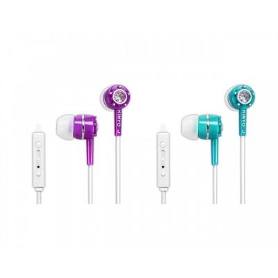 【HA310】智慧型手機耳麥IPEM622 耳塞式耳機 麥克風 內耳耳機 高音質線控耳機 可調音量 (4折)