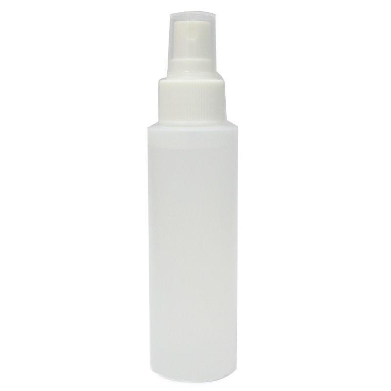 gd309噴瓶pe白色半透光100ml按壓式噴霧瓶 噴霧罐 酒精分罐 噴霧器 次氯酸水分裝瓶
