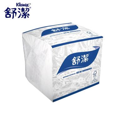 舒潔 單抽式潔淨衛生紙200抽 共48包 (0.2折)