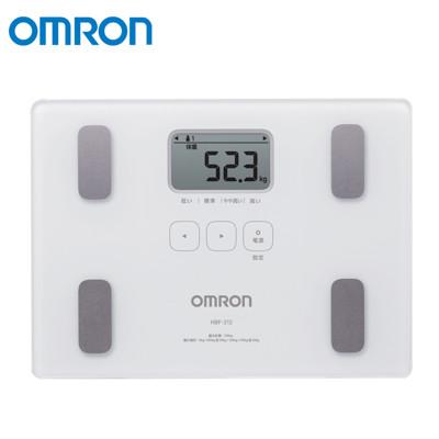 OMRON 歐姆龍體脂計 白色 HBF-212 (9折)