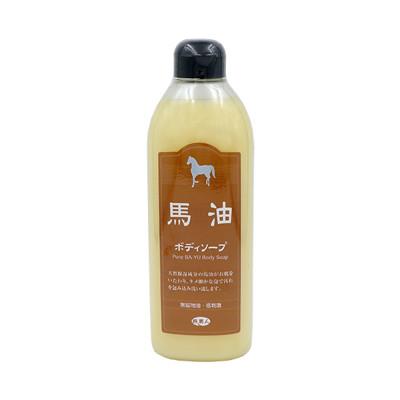 【旅美人】馬油沐浴乳 400ml (7.8折)
