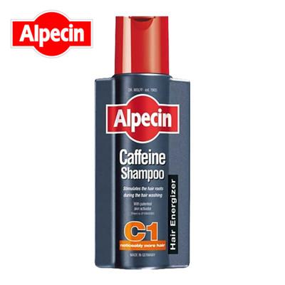Alpecin 德國髮現工程 咖啡因洗髮露 250ml 2入/3入/5入 (7.2折)