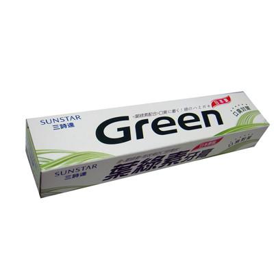 三詩達 新葉綠素牙膏 160g (7.2折)