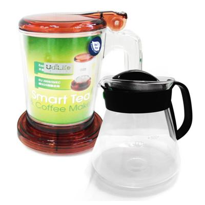 慢拾光/香醇全能沖泡壺-480cc+咖啡壺-600ml (6.7折)