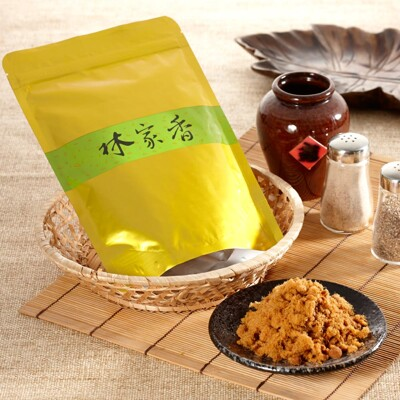【林家香】手作新鮮現炒鹹蛋肉鬆(150g/包) (0.4折)