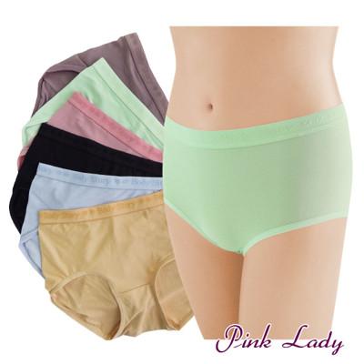 Pink Lad台灣製涼感奈米吸濕排汗中低腰內褲6708 (3.4折)