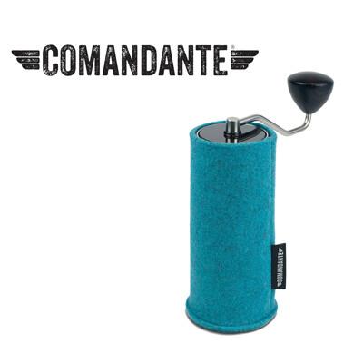 【德國】COMANDANTE頂級手搖磨豆機 保護套 (湖水藍) (7.3折)