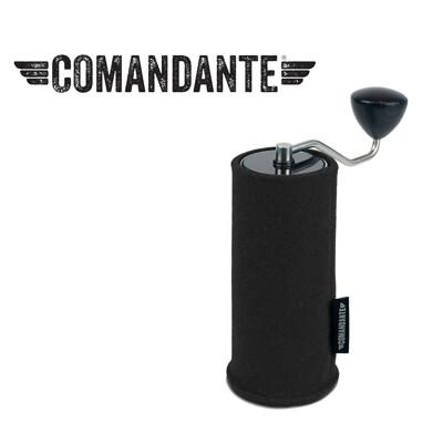 【德國】COMANDANTE頂級手搖磨豆機 保護套 (曜石黑) (7.3折)