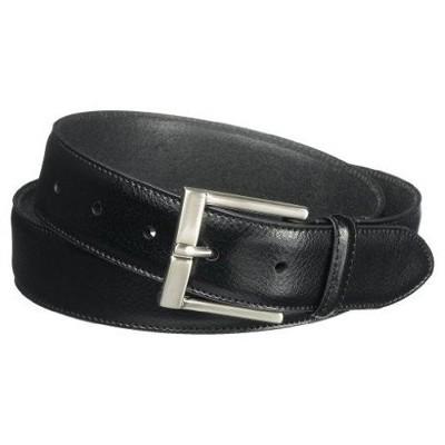 【Lee】男時尚卵石紋皮革質感黑色皮帶-38 (6.6折)