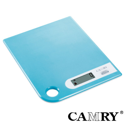 【CAMRY】數位廚房料理秤(藍) (5.9折)
