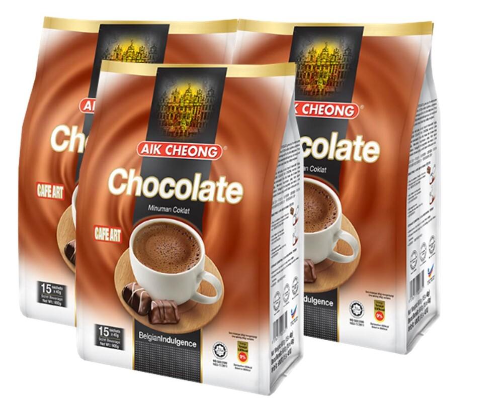 馬來西亞 益昌巧克力 麥芽飲品 超濃巧克力 重量包 (40g*20入/包)