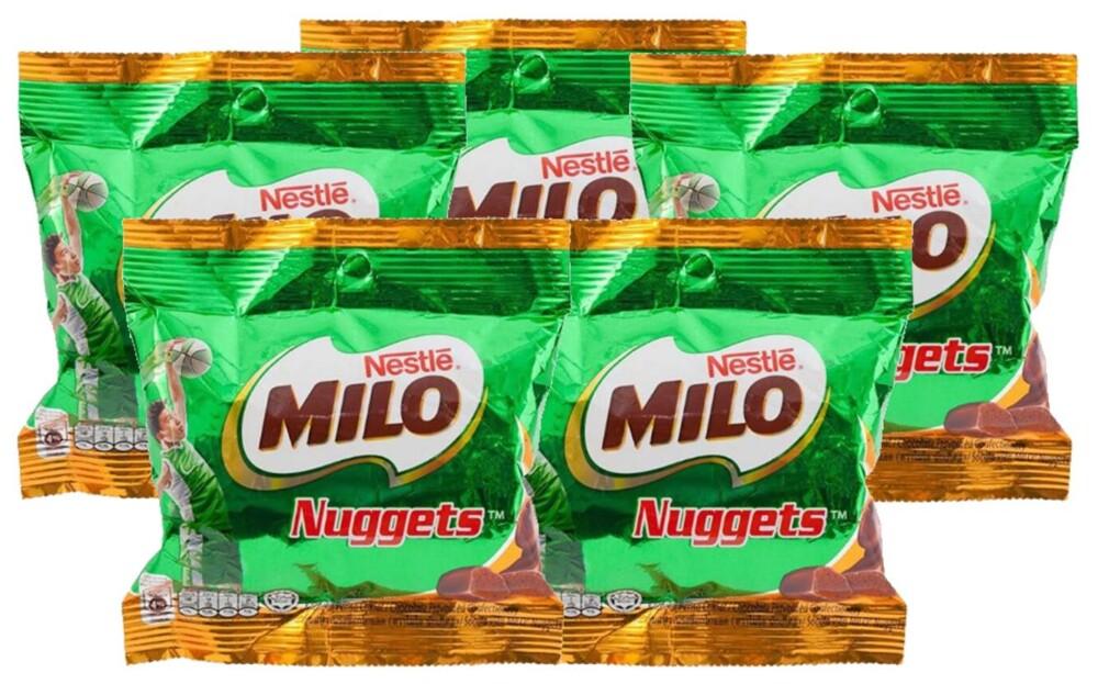 馬來西亞 美碌 milo 巧克力塊 必回購 原廠原裝進口 (10入/袋)