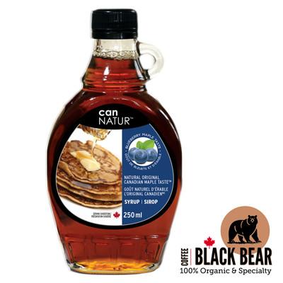 加拿大can-NATUR天然多口味楓糖漿4瓶 (9折)