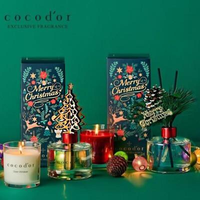 韓國Cocodor 2020聖誕節限定擴香瓶 120ml-聖誕樹【特價】§異國精品§ (5折)