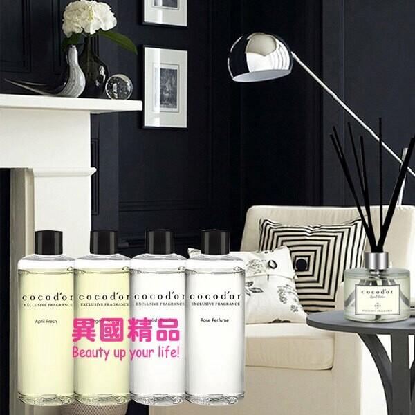 韓國 cocodor 香氛擴香瓶 補充瓶 200ml