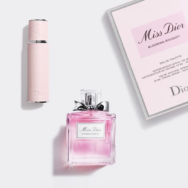 miss dior 迪奧 blooming bouquet 花樣淡香水 100ml+10ml