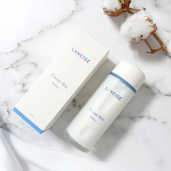 韓國 蘭芝 laneige 醒肌化妝水(牛奶化妝水) cream skin refiner 50ml