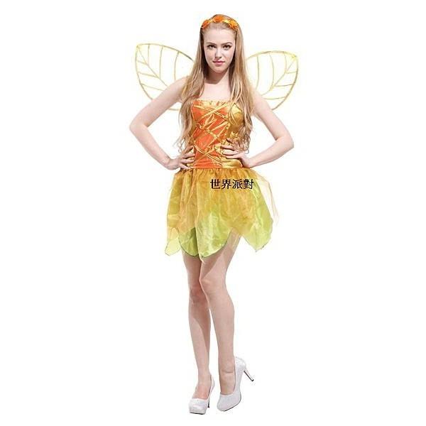 派對達人 萬聖節服裝,萬聖節道具,變裝派對大人變裝服/夢幻仙女裝