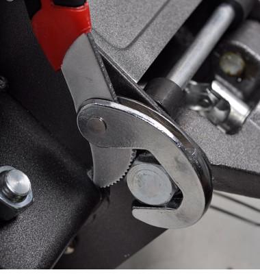 工業級居家萬用自動扳手 活動扳手 萬能扳手 萬用扳手 多功能(一組兩入一大一小) 萬用邊 (5.1折)