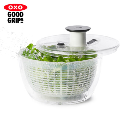 oxo按壓式蔬菜脫水器v4-小(限量特殺福利品) (8.5折)