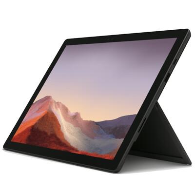 【微軟 Microsoft】Surface Pro 7 (I5/8G/256G)-墨黑 (7.8折)