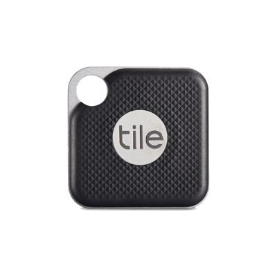 【Tile】防丟小幫手- Pro可換電池 黑(1入組)-裸裝 (8.4折)