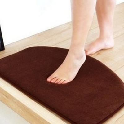 半圓珊瑚絨記憶超回彈加厚1.5cm地毯 地墊 (5.2折)