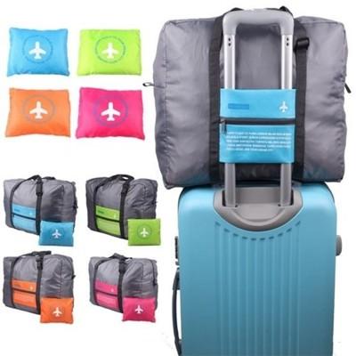 大容量防水折疊式旅行收納包/隨身包/衣服整理袋 (4.3折)